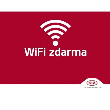 Free WiFi-stojánek