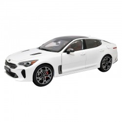 Model Stinger 1:18 WHITE