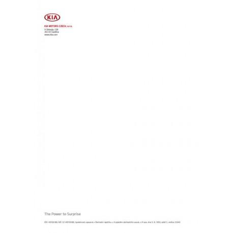 Hlavičkový papír KMCZ