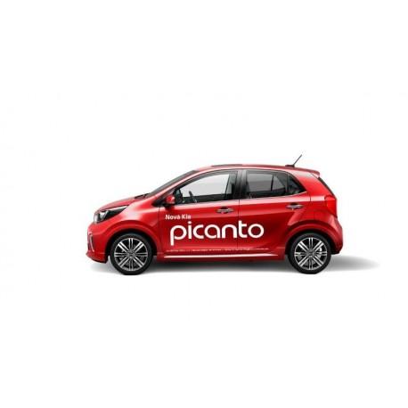 PICANTO- polep vozu