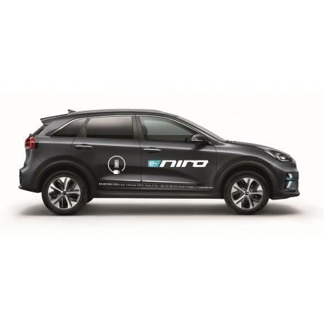 e-NIRO - polep vozu