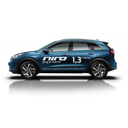 NIRO PHEV - polep vozu