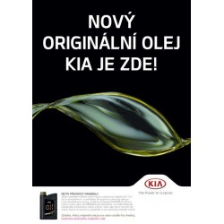 Plakát Kia Oil