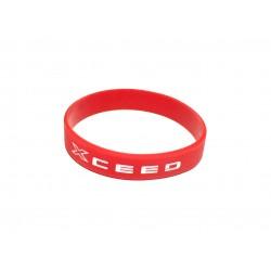 Silikonový náramek XCeed