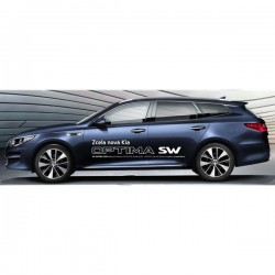OPTIMA SW - polep vozu