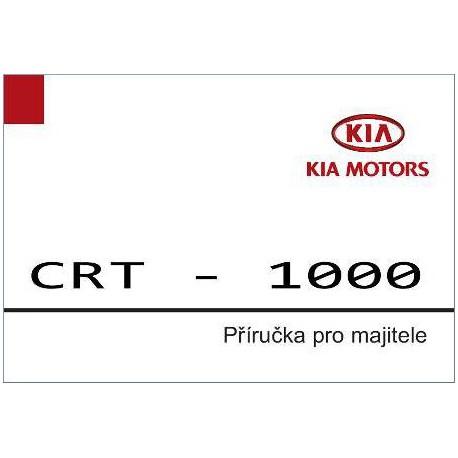 CRT - 1000 - návod