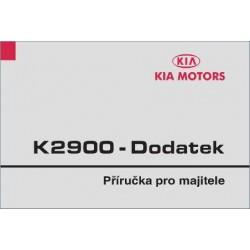 K2900 - dodatek (2008) - návod