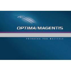OPTIMA/MAGENTIS (2008) - návod
