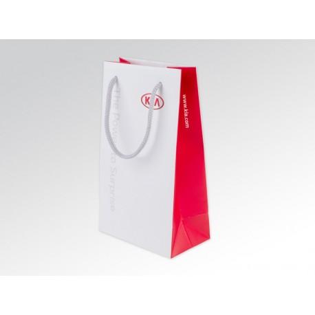 Papírová taška - víno